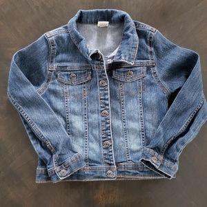Girls Arizona Jean's, jean jacket, size 6x